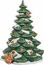 Goebel Weihnachten Verschneiter Lichterbaum Bun
