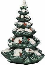 Goebel Weihnachtsdeko, Porzellan, Grün, 18cm