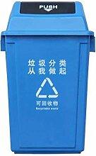GOG Kunststoff Mülleimer Outdoor Mülleimer