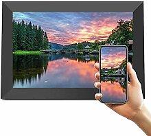 GOHHK WiFi Digitaler Fotorahmen