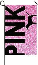 GOIIFLY Welcome Garden Banner Flagge Tier Deko