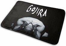 Gojira Fußmatte, Fußmatte, Teppich für drinnen