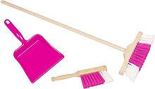 Goki Besengarnitur (Pink) [Kinderspielzeug]