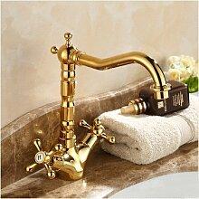 Gold Kupfer Bad Wasserhahn Bad Waschbecken