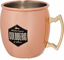 Goldberg Moscow Mule Becher