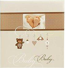 goldbuch 15237 Babyalbum Little Mobile, 30 x 31
