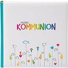 Goldbuch Fotoalbum für die Kommunion, Regenbogen,
