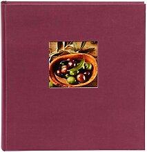 Goldbuch Fotoalbum mit Bildausschnitt, Bella
