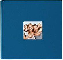 Goldbuch Fotoalbum mit Bildausschnitt, Living,
