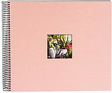 Goldbuch Spiralalbum mit Bildausschnitt, Bella
