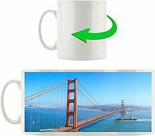 Golden Gate Bridge in San Francisco im