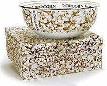 Golden Rabbit Popcorn Serving Bowl by Golden Rabbi