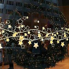 Goldener Stern Wandaufkleber, Dekorationen,