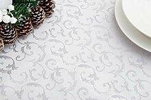 GoldenHome Weihnachtstischdecke mit elegantem