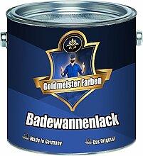Goldmeister Farben 2 Komponenten Badewannenlack