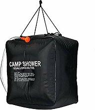 Goldyqin 40L Camping PVC Dusche Tasche Solar