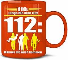 Golebros 110 Jungs die Man Ruft 112 Tasse Becher