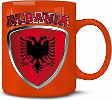 Golebros Albanien Albania Shqipëri Fan Artikel