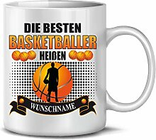 Golebros Basketballer Wunschname Fan Fanartikel