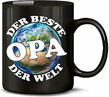 Golebros Der Beste Opa der Welt 6161 Tasse Becher