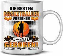 Golebros Die besten Basketballer Dezember geborgen