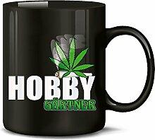 Golebros Hobby Gärtner 4863 Tasse Becher