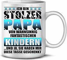 Golebros ICH Bin STOLZER Papa Vatertagsgeschenk