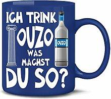 Golebros Ich Trink Ouzo was Machst du so 4923