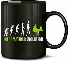 Golebros Informatiker Evolution Beruf Kollege