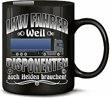 Golebros LKW Fahrer Weil Disponenten 6399 Kaffee
