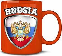 Golebros Russland ?????? Russia Fan Artikel 3206