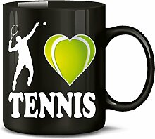 Golebros Sport I Love Tennis 4463 Geburtstag
