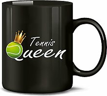 Golebros Tennis Queen 5366 Sport Geburtstag