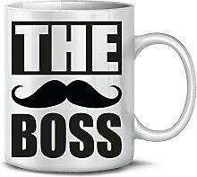 Golebros The Boss 6376 Tasse Becher Kaffee