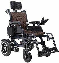 GOMAR Elektrischer Rollstuhl Schnelles Falten mit