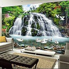 GONGFF 3D Wandbild Tapete Für Wand Schöne Natur
