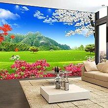 GONGFF Wandtapete Für Wände 3D Natur Landschaft