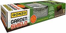 Gonzo 5017 Gartenschild, grau