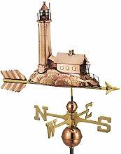 Good Directions Wetterfahne Leuchtturm, reines