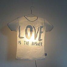 Good old Friends T-Shirt Lampe Love