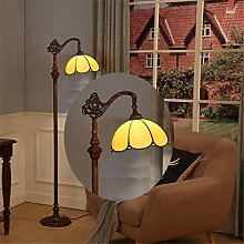 Good thing 12-Zoll-Tiffany-Stehlampe Bunte