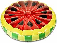 Goods & Gadgets Melone Luftmatratze Aufblasbare