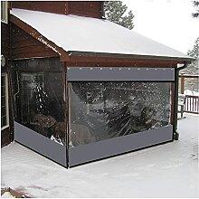 GOODSH Outdoor Vorhang Vinyl Plane Pavillon