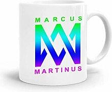 Goodsthing Marcus & Martinus Kaffeebecher Weiße