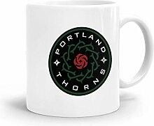 Goodsthing Portland Thorns FC Sport Kaffeebecher