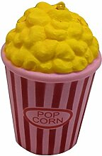 Goodtimes28 Soft Popcorn Cup Slow Rising Kinder