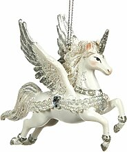 Goodwill Flying Unicorn Christbaumschmuck