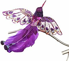 Goodwill Kolibri–feathererd 19cm Clip auf