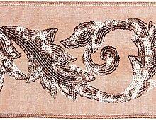Goodwill Luxus Draht Tour Ribbon Pailletten-Pink