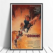 Goonies Filmposter klassisch Vintage Dekoration